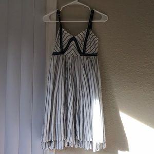 ASOS adjustable straps mini dress